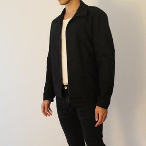 Theory Men's Collared Wool Jacket